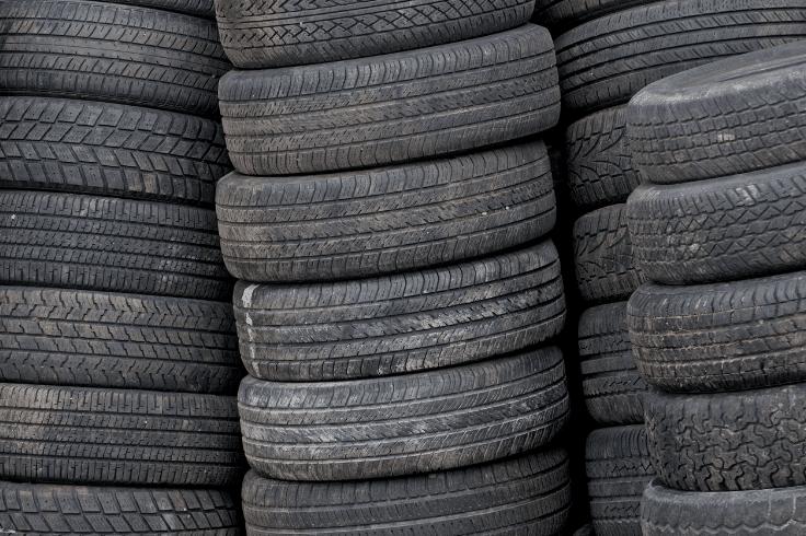 Les pneus usagés non réutilisables (PUNR)